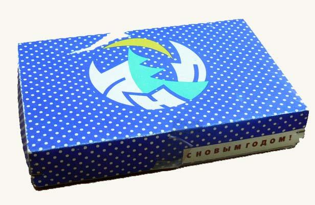 Коробка набора малютка