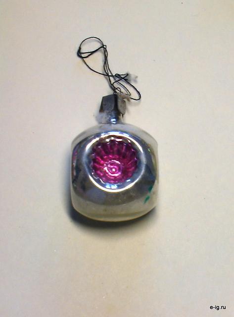 Прожектор 2-х цветный