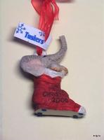 Слон в носке