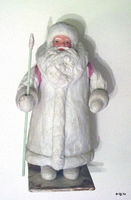 Дед Мороз с вещмешком