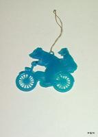Медведи на велосипеде