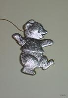 Мишка в жилетке