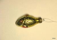 Рыбка золотистая