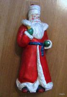 Дед Мороз-бутылка