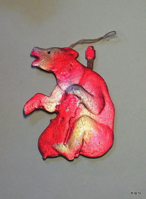 Медведь с контрабасом