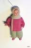 Девочка в пальто